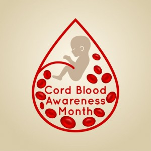 104274928 - cord blood awareness month   icon illustration